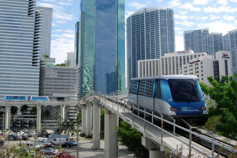 Transporte e Miami