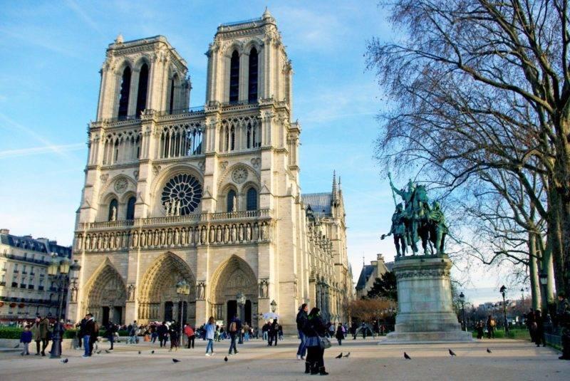 Notre Dame de Paris: no momento, fechada para visitação
