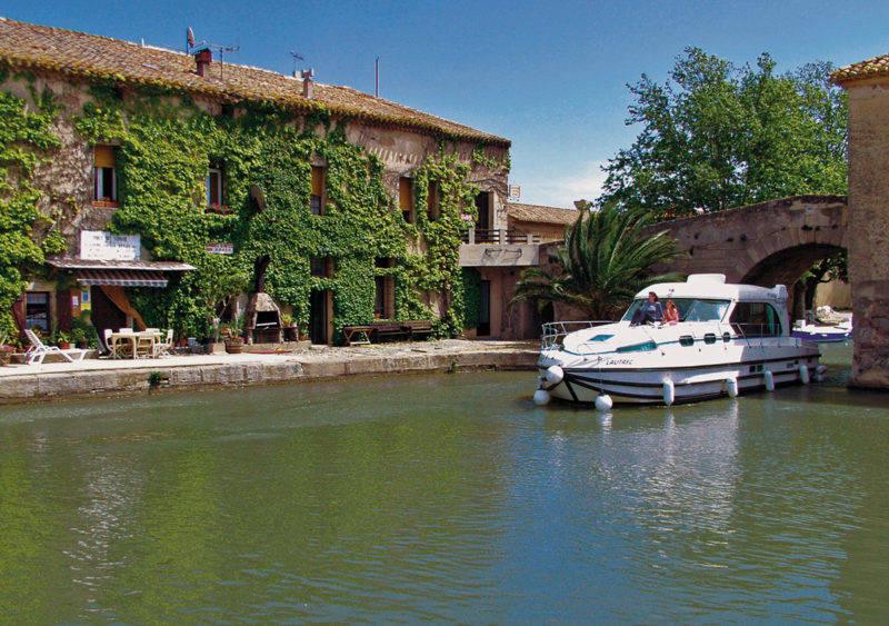 O que conhecer no Canal do Midi
