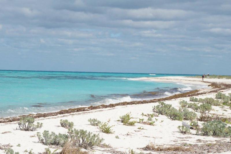 praias das ilhas Keys