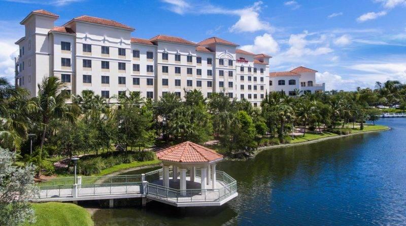 Onde ficar em Palm Beaches