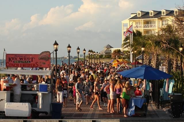 O que fazer em Key West: a Mallory Square
