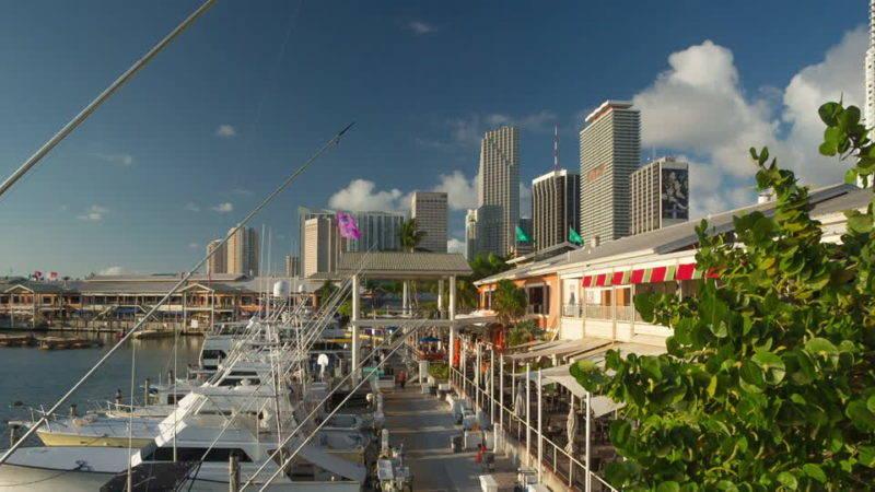 O que fazer em Miami: Bayside Market