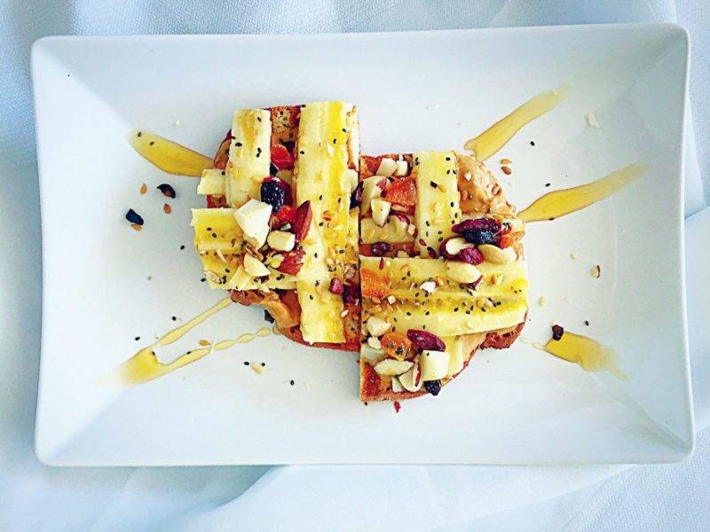 O que fazer no Brickell: Cure Cafe, saudável e gluten free