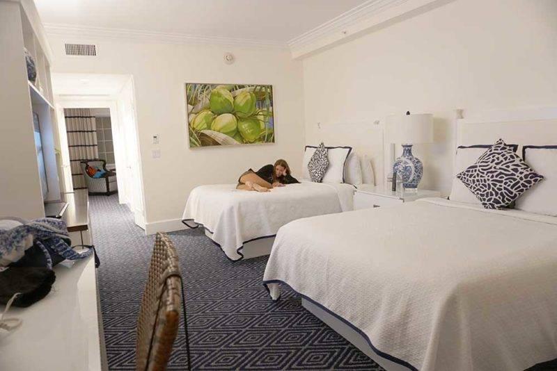 onde ficar em Key West:nosso quarto do Edge Resort