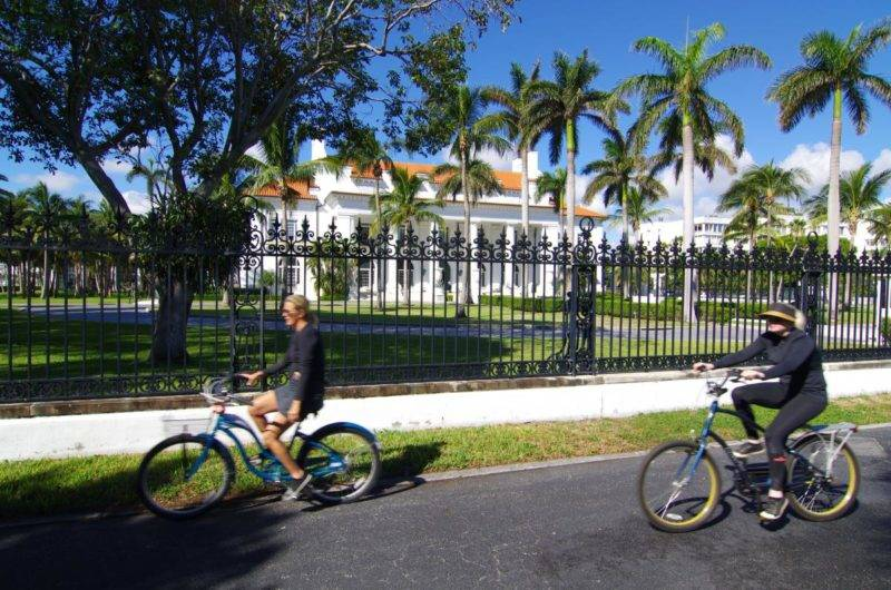 Atrações em Palm Beach