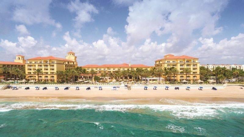 Onde se hospedar em Palm Beaches