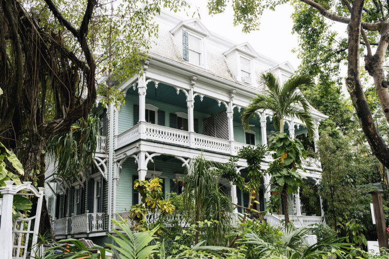 As casas de Key West