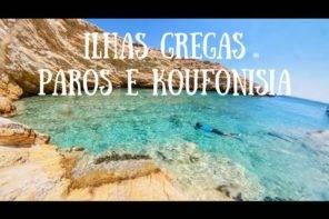 Viagem Grécia:Paros e Koufonia
