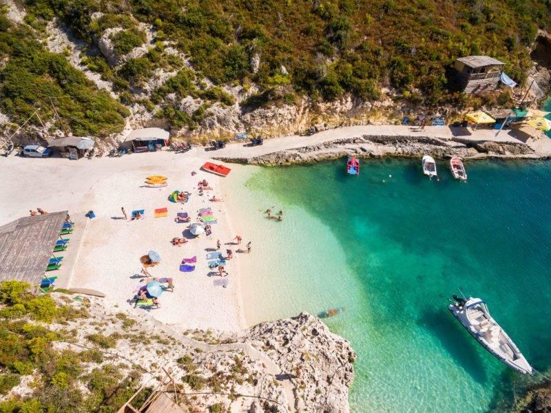 Melhores praias de Zakyntos