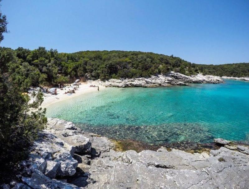 praias de kefalonia