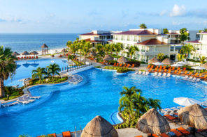 Melhores resorts em Cancun: The Grand at Moon Palace