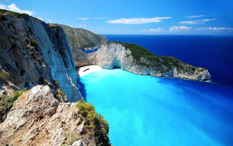 Praias mais lindas de Zakynthos