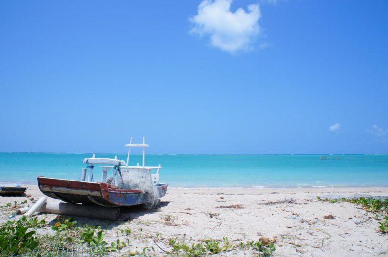 Mais uma do azul de Ponta do Mangue: caribe brasileiro