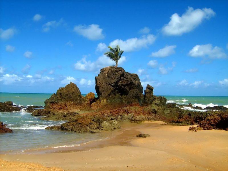 praias mais lindas do nordeste tabatinga