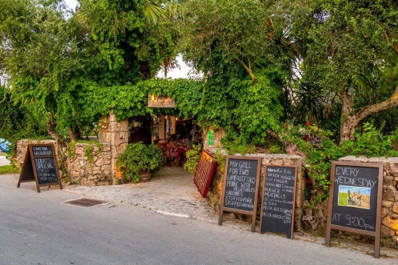 Restaurantes em Zakynthos