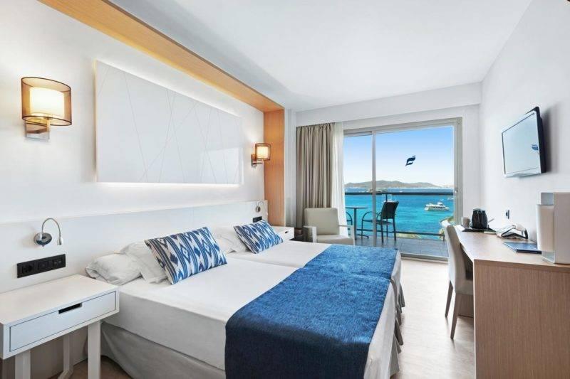 Hotéis em Ibiza: Quarto do THB Los Molinos.