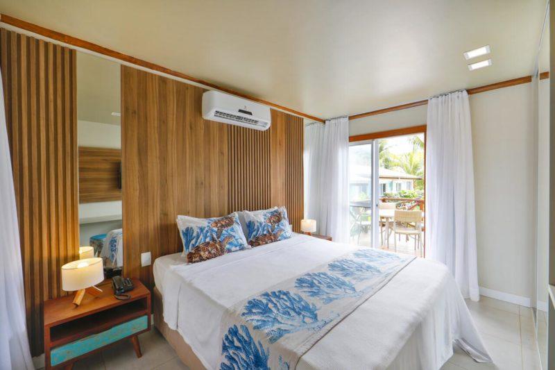 Onde ficar em Fernando de Noronha: A Pousada Atoba tem ainda quartos lindos e amplos.