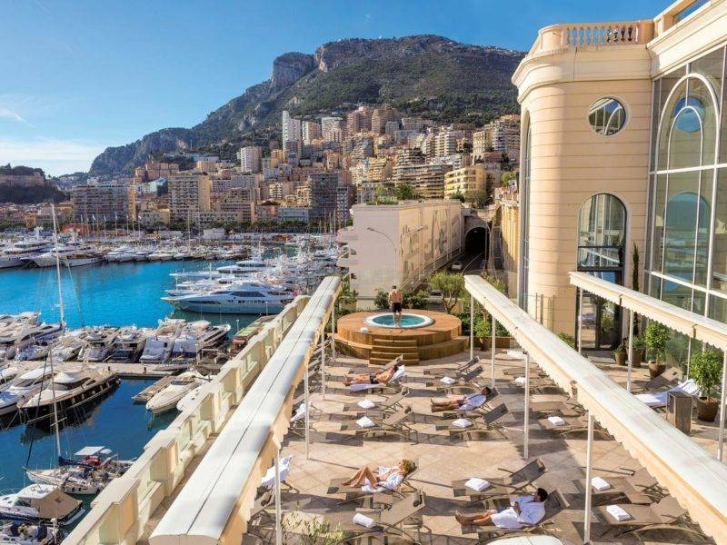 Onde se hospedar em Mônaco: Hôtel Hermitage Monte-Carlo.
