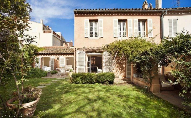Melhores hoteis de Saint Tropez: a Villa Jolie