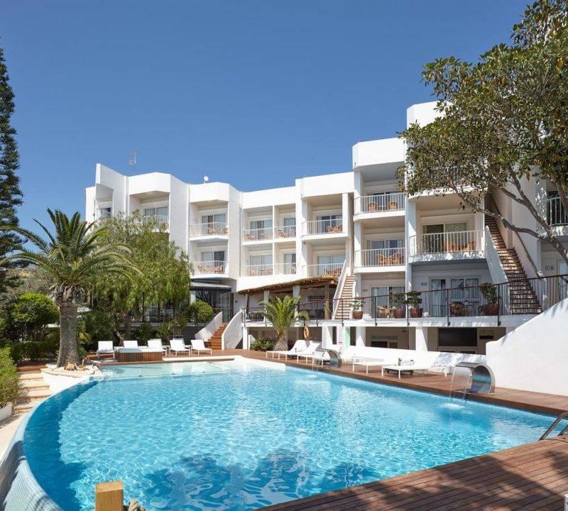 Onde ficar em Formentera: Apartamentos do Castaví.