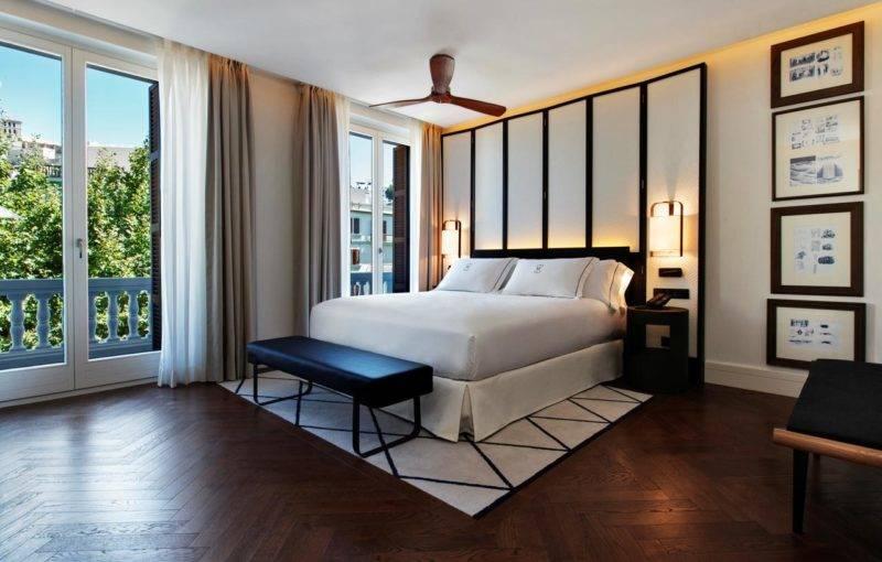Ibiza dicas de hotéis: Quarto de luxo do Gran Hotel Montesol Ibiza.