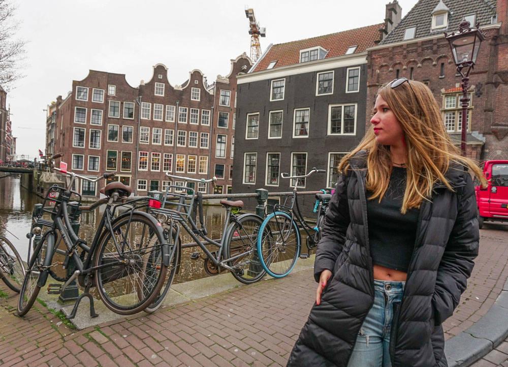 Roteiro Amsterdã e Bruges