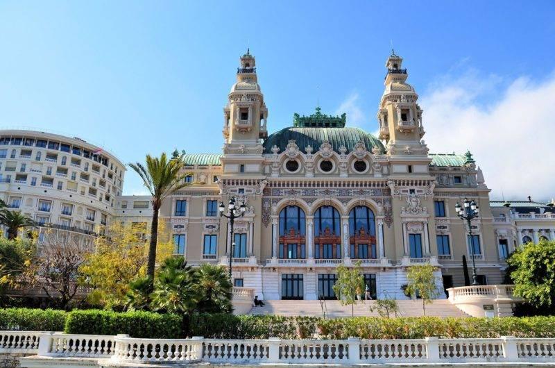 O que fazer em Mônaco: Opera de Mônaco.