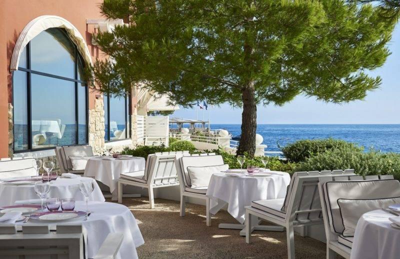 Mônaco sustentável: Restaurante Elsa, o primeiro orgânico do mundo a ganhar uma estrela Michelin.