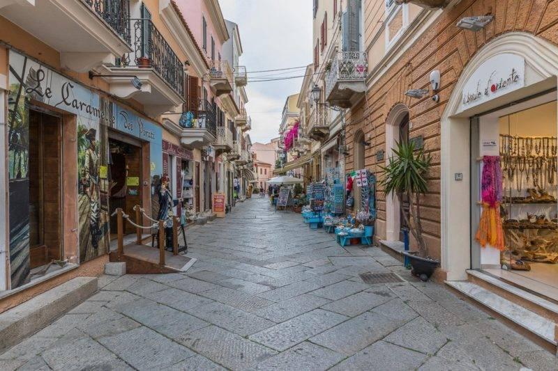 La Maddalena, Sardenha