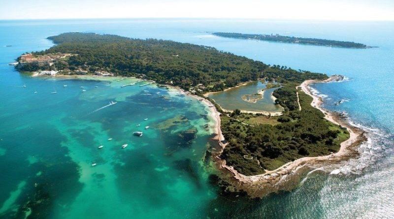 Roteiro Cannes: as Ilhas Lérins.
