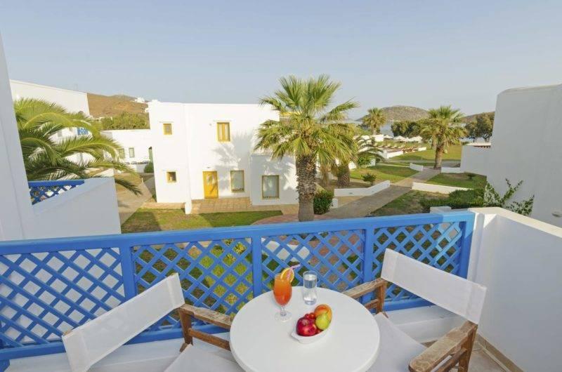 Onde ficar em Astypalea: Maltezana Beach Hotel.