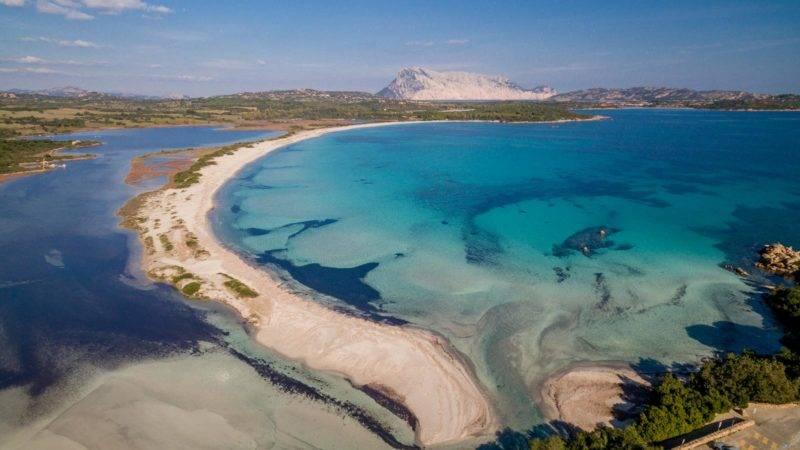 Cala Brandinchi: uma das mais lindas da Sardenha