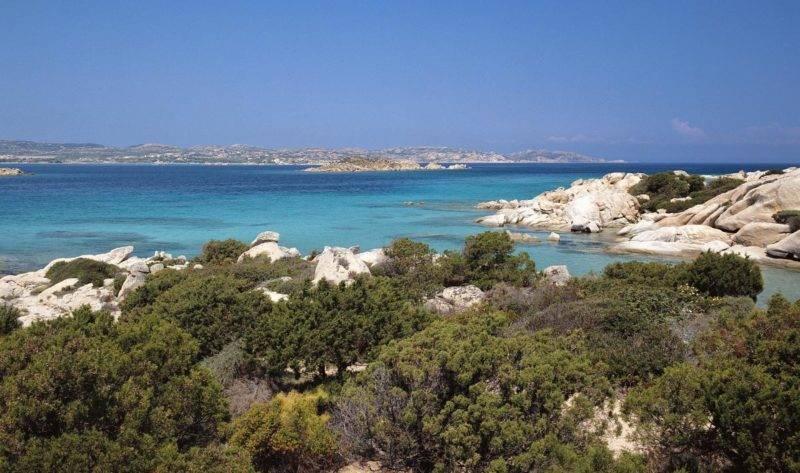 Praias mais lindas de Maddalena