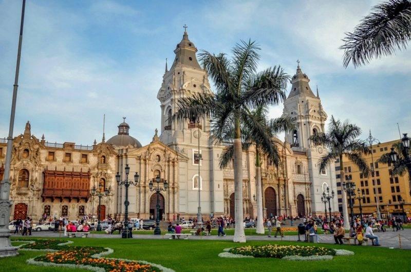 Para onde viajar em setembro: Conhecer o centro histórico de Lima.