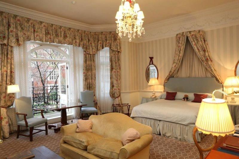 Melhores hotéis de Londres: Quarto do Draycott Hotel.