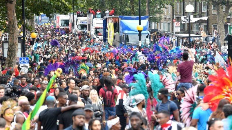 O que fazer em Londres no verão: burburinho no Carnaval de Notting Hill