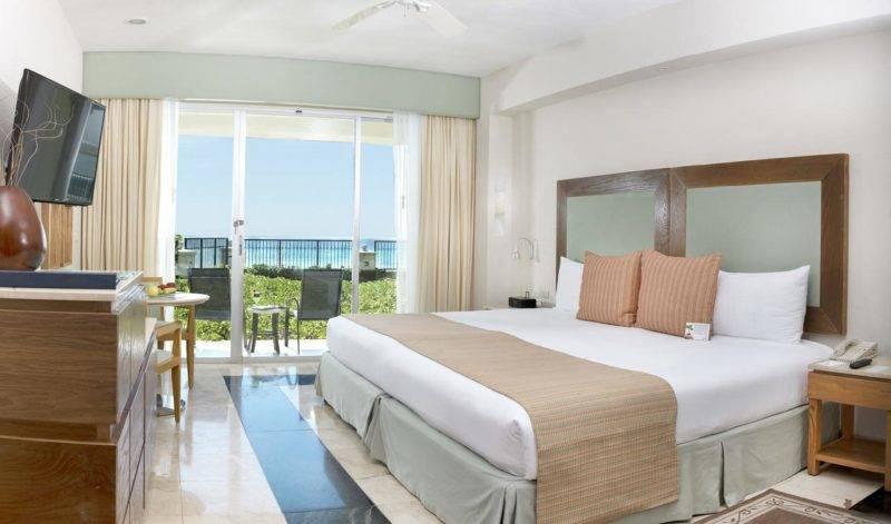 Onde ficar em Cancun: o quarto do Grand Park