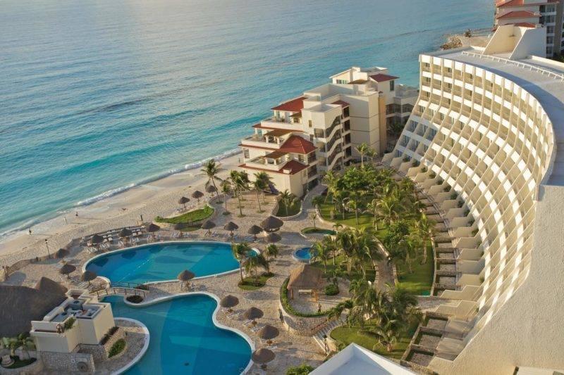 Hoteis all inclusive para a família em Cancun: o Grand Park Royal