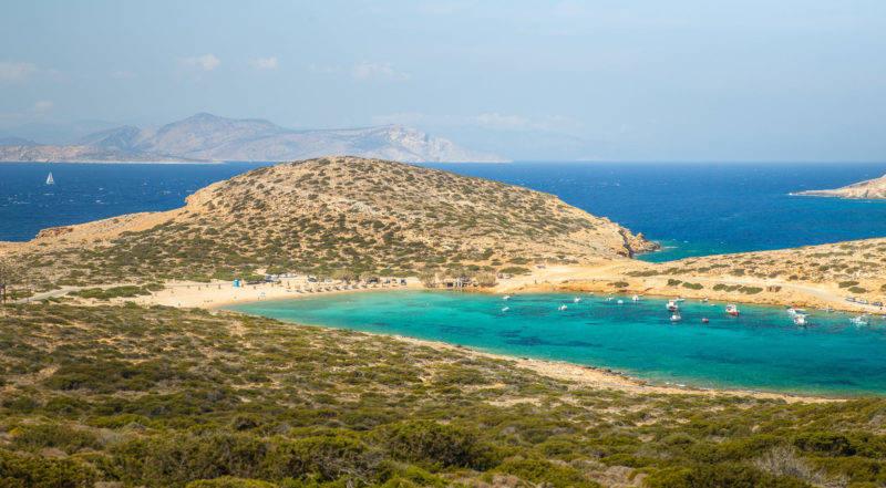 Kalotaritissa, em Amorgos