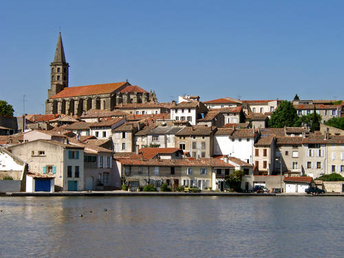 A cidade de Castelnaudary