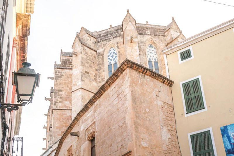 Na Ciutadella, por onde você anda, é assim!