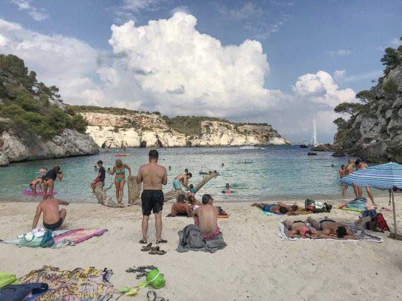 quando ir para Menorca