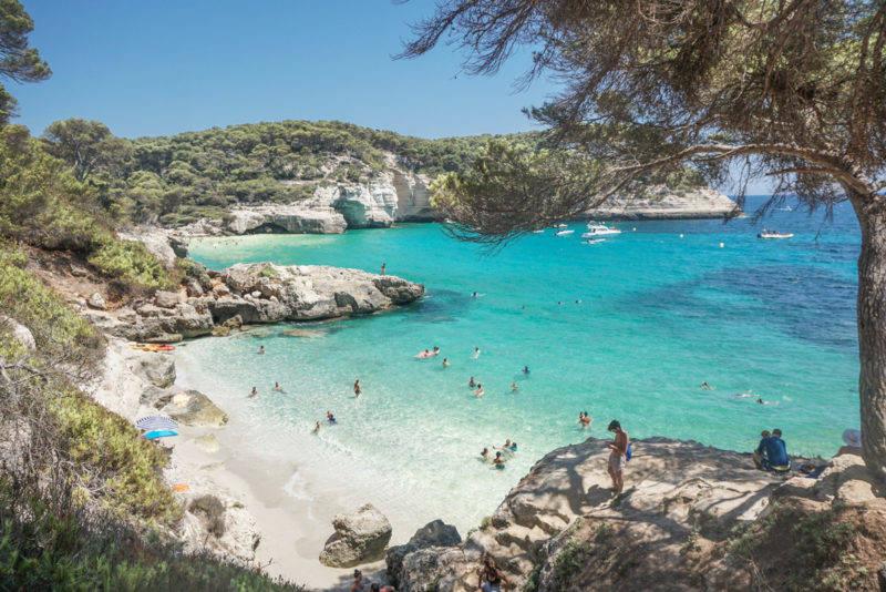 Dicas Menorca: a ilha é tão azul quanto verde.