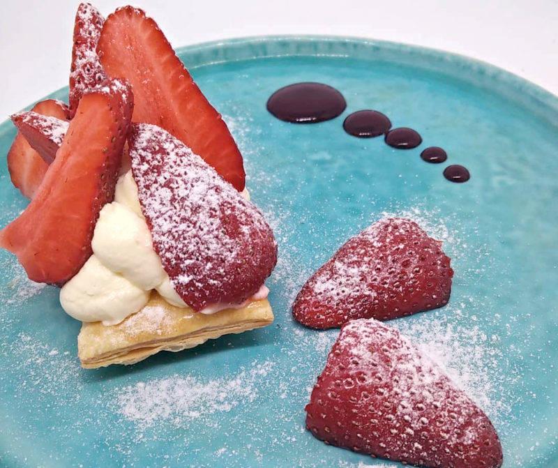 Onde comer em Menorca: sobremesa do dia no Es Tast de Na Silvia