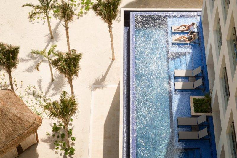 onde ficar em cancun: o Turquoise é um adults only