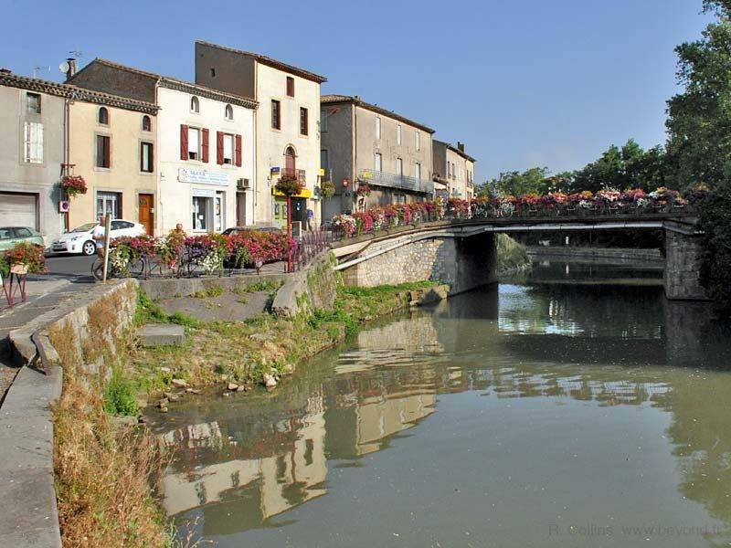 Trebes, mais uma do roteiro pelo Canal du Midi