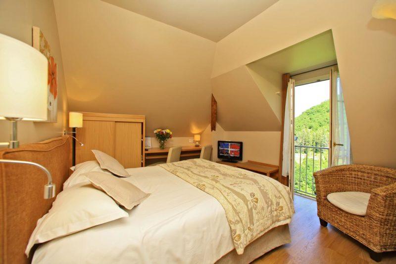 Onde ficar em Rocamadour: Hotel Beau Site.