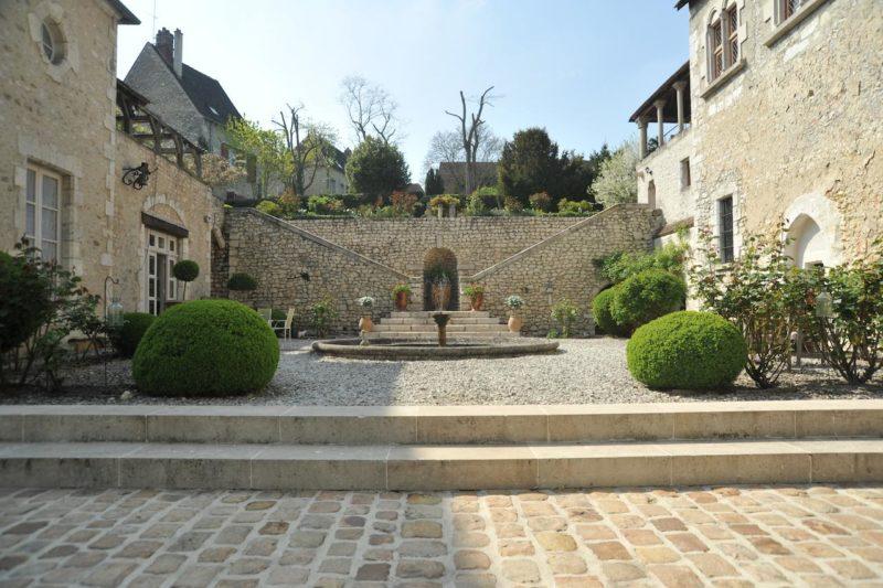 Onde ficar em Provins: Hotel Demeure des Vieux Bains.