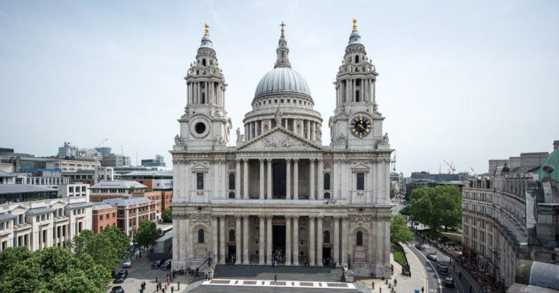 Roteiro Europa: Catedral de St. Paul, em Londres.
